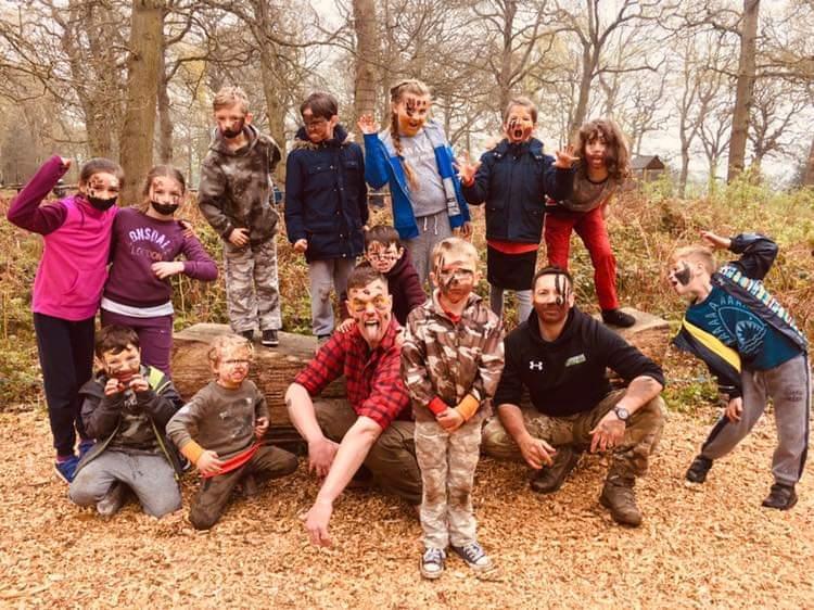 Commando Kids Easter Term Camp