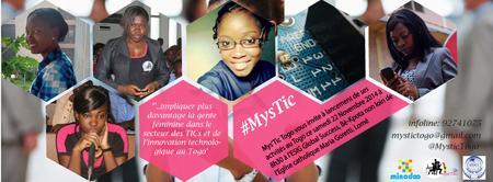 Lancement de Mys'TIC Togo