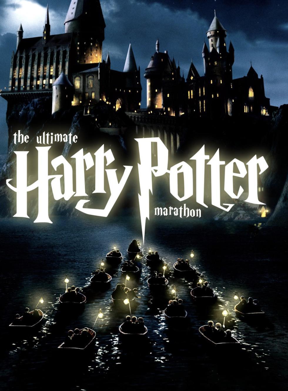 Harry Potter Movie Marathon at Doc's Drive in Theatre - 7 MAR 2020
