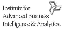 Institute for Advanced Business Intelligence & Analytics logo