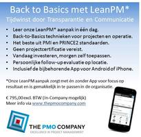 Back to Basics - Lean PM training