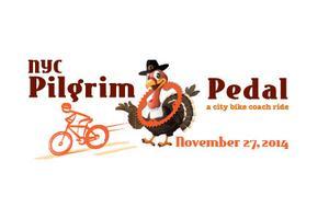 NYC PIlgrim Pedal Thanksgiving Morning Ride