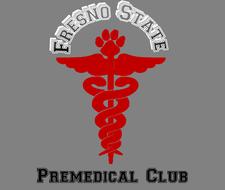 Fresno State Premedical Club  logo