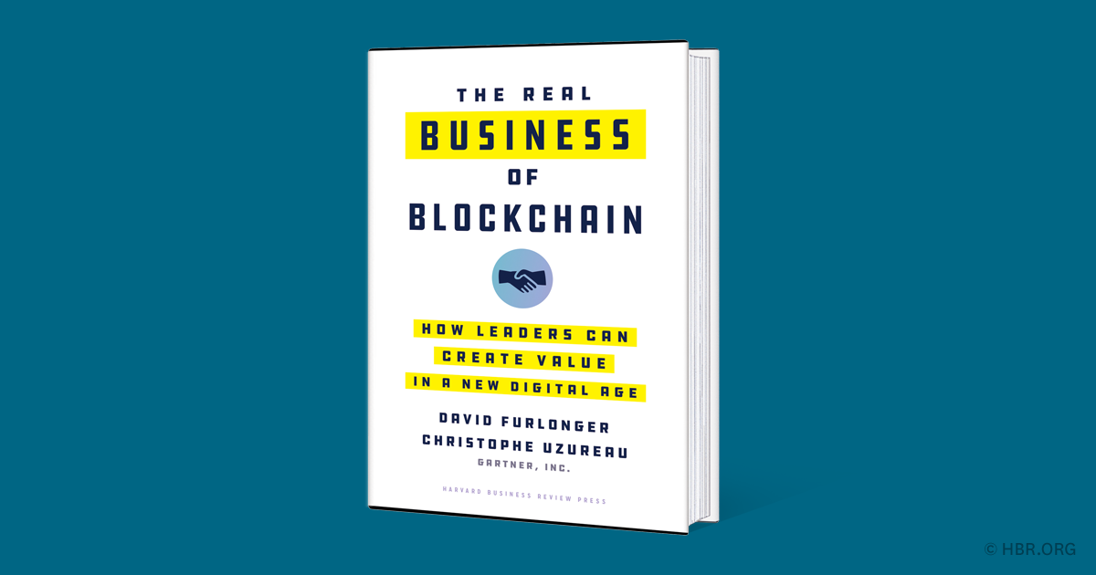HBR Live in Glasgow: The Real Business of Blockchain