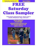 FREE Dance Fitness Classes!