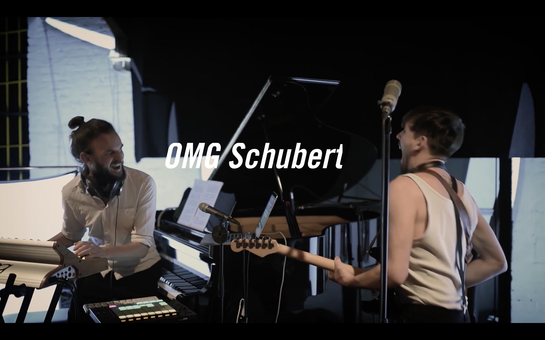 OMG Schubert -du hast es so gewollt- Release-Konzert