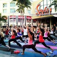 Free Sunday Yoga with Rina Yoga Teachers at Lululemon in Sou...