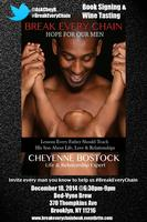 """Book Signing & Wine Tasting: """"Break Every Chain"""" by..."""
