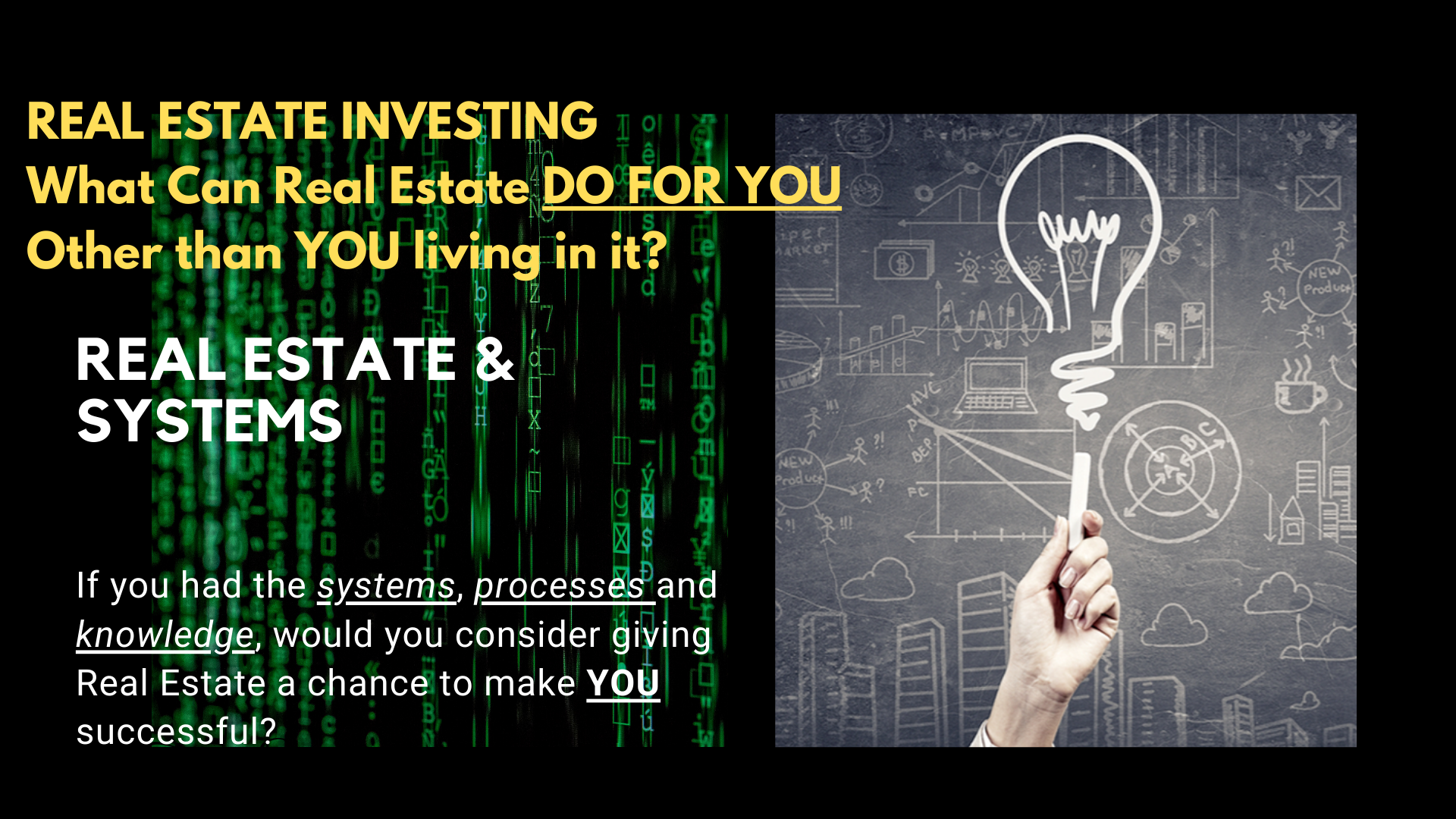 ATLANTA REAL ESTATE INVESTING - SYSTEMS, KNOWLEDGE, and EXPANSION