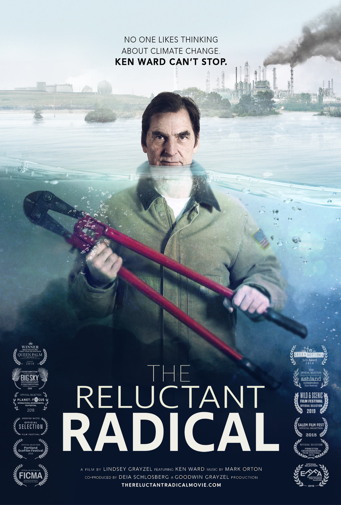 Outdoor Movie Night in Guildford: The Reluctant Radical