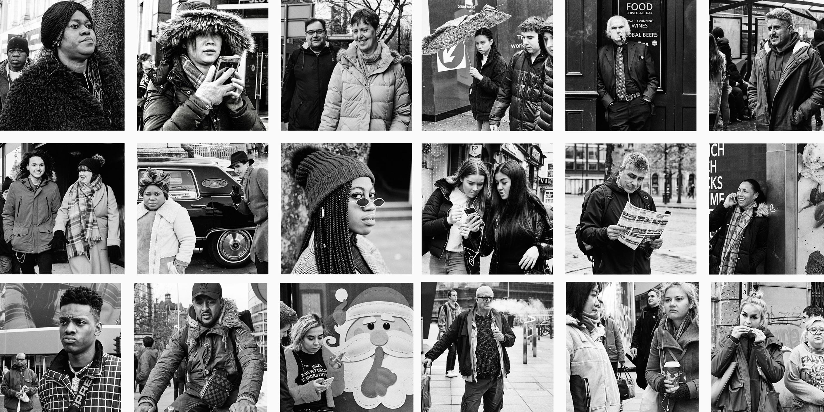 Street Photography Workshop in Manchester - The Northern Quarter