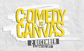 Comedy at Canvas ft. Ron Josol (CAN), Jarred Fell (NZ)...