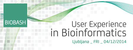 BioBash: User Experience in Bioinformatics