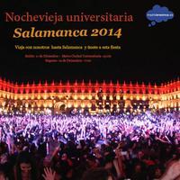 Nochevieja Universitaria - Preuvas Salamanca