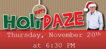 Holi-Daze Wellness Workshop