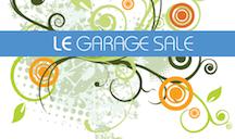 Le Garage Sale