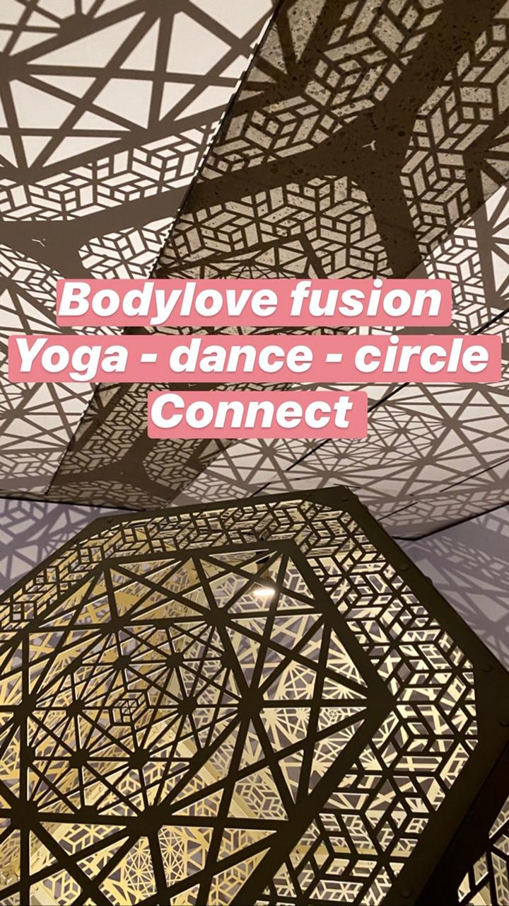 BodyLove Fusion (weekend class)