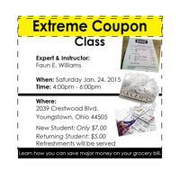 Extreme Coupon Class!