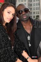 Sam Sarpong & Vanessa Curry (Pussycat Dolls) Perform Live...