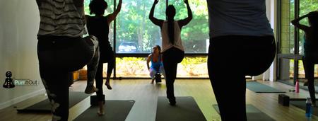 Black Women Do Yoga