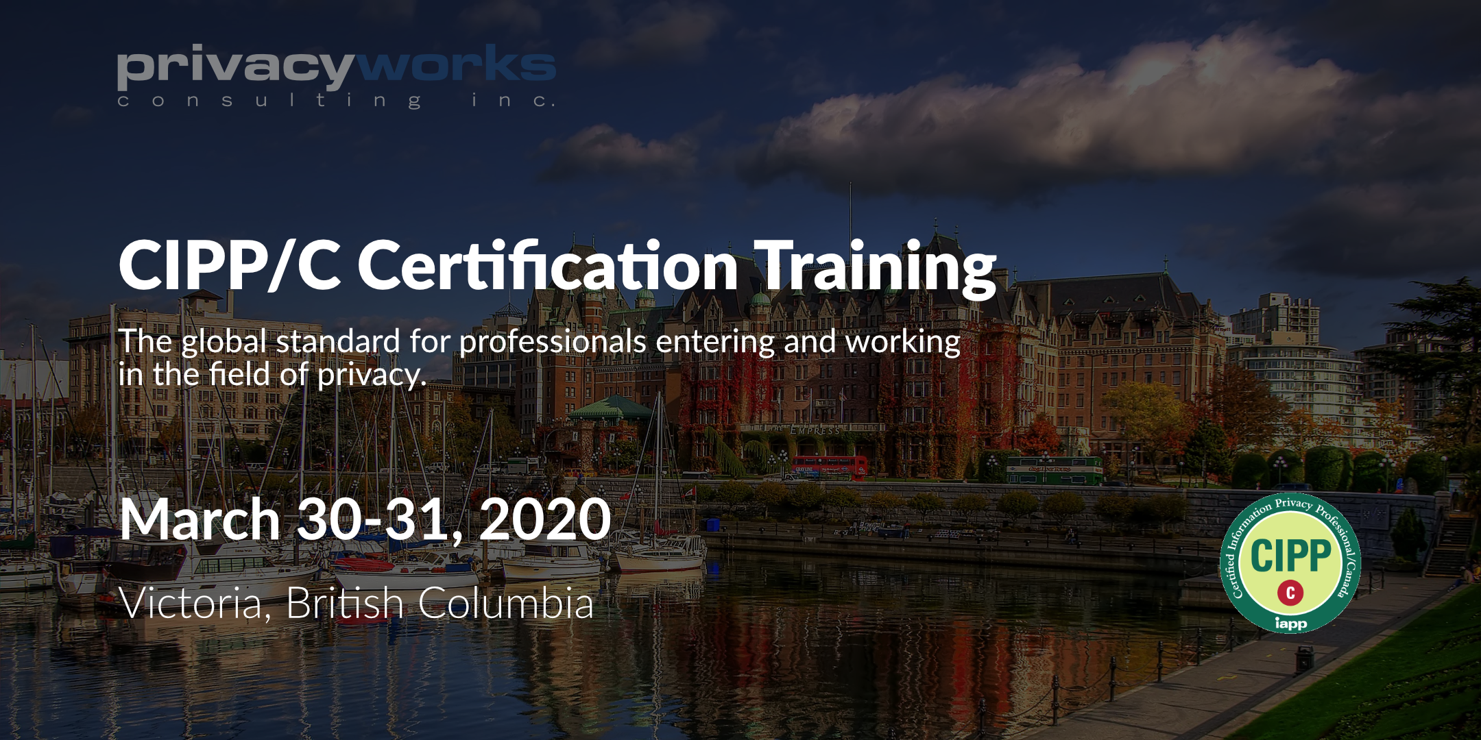 Canadian Privacy Training - CIPP/C Certification