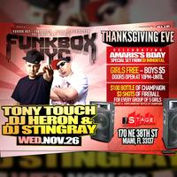 DJ Tony Touch - DJ Heron - DJ Stingray -DJ Immortal -...