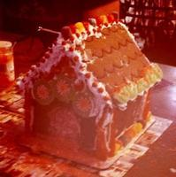 3rd Annual Gingerbread House Building Competition