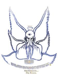Revelation Edutainment Networx, LLC & Rebellion Nation Ind. logo
