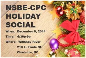 NSBE Charlotte Professionals 2014 Holiday Social