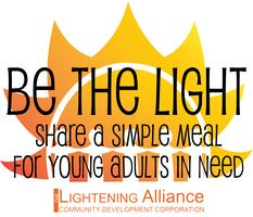 Be the Light - Share a Simple Meal for Young Adults in...