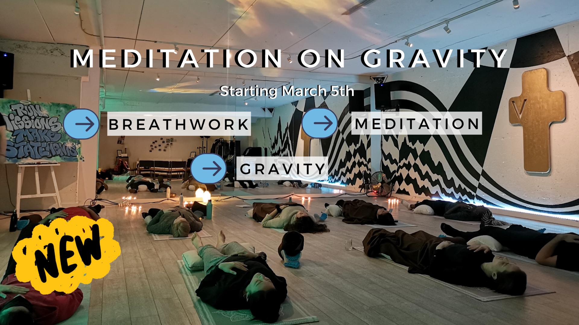 Meditation on GRAVITY