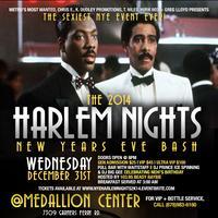 THE 2014 HARLEM NIGHTS NEW YEARS EVE BASH