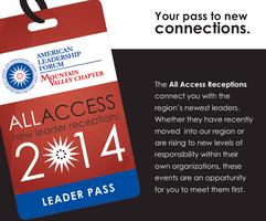 ALF's All Access Reception: Sports & Entertainment