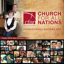 Church For All Nations logo