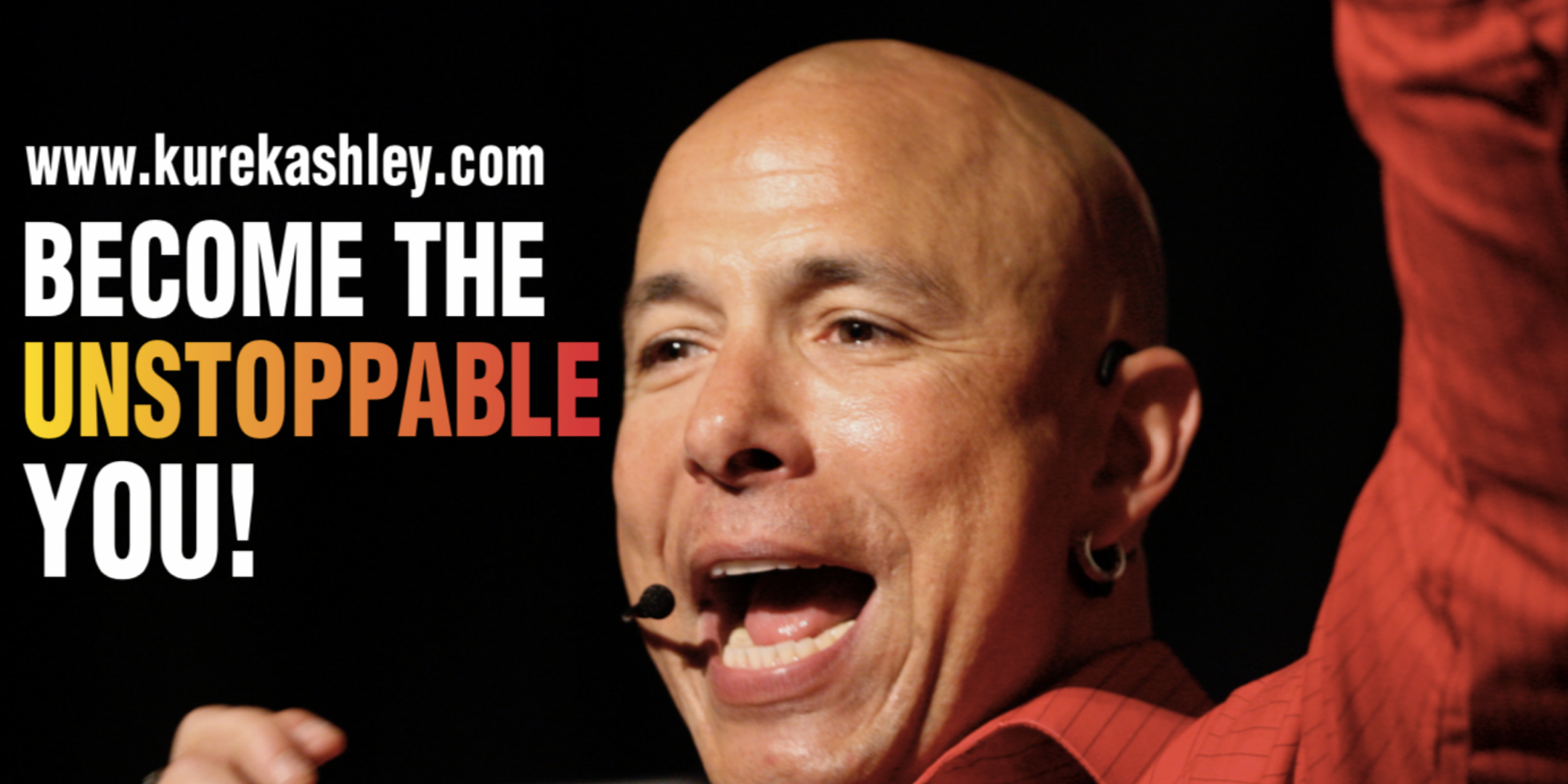 Become The Unstoppable You with Kurek Ashley - Sydney