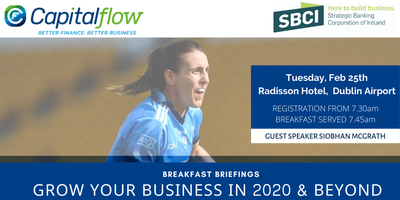Grow Your Business in 2020 and Beyond - Dublin Airport
