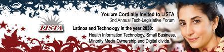 LISTA Legislative Technology Forum. TechLatino 2030