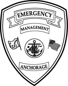 Anchorage Office of Emergency Management logo
