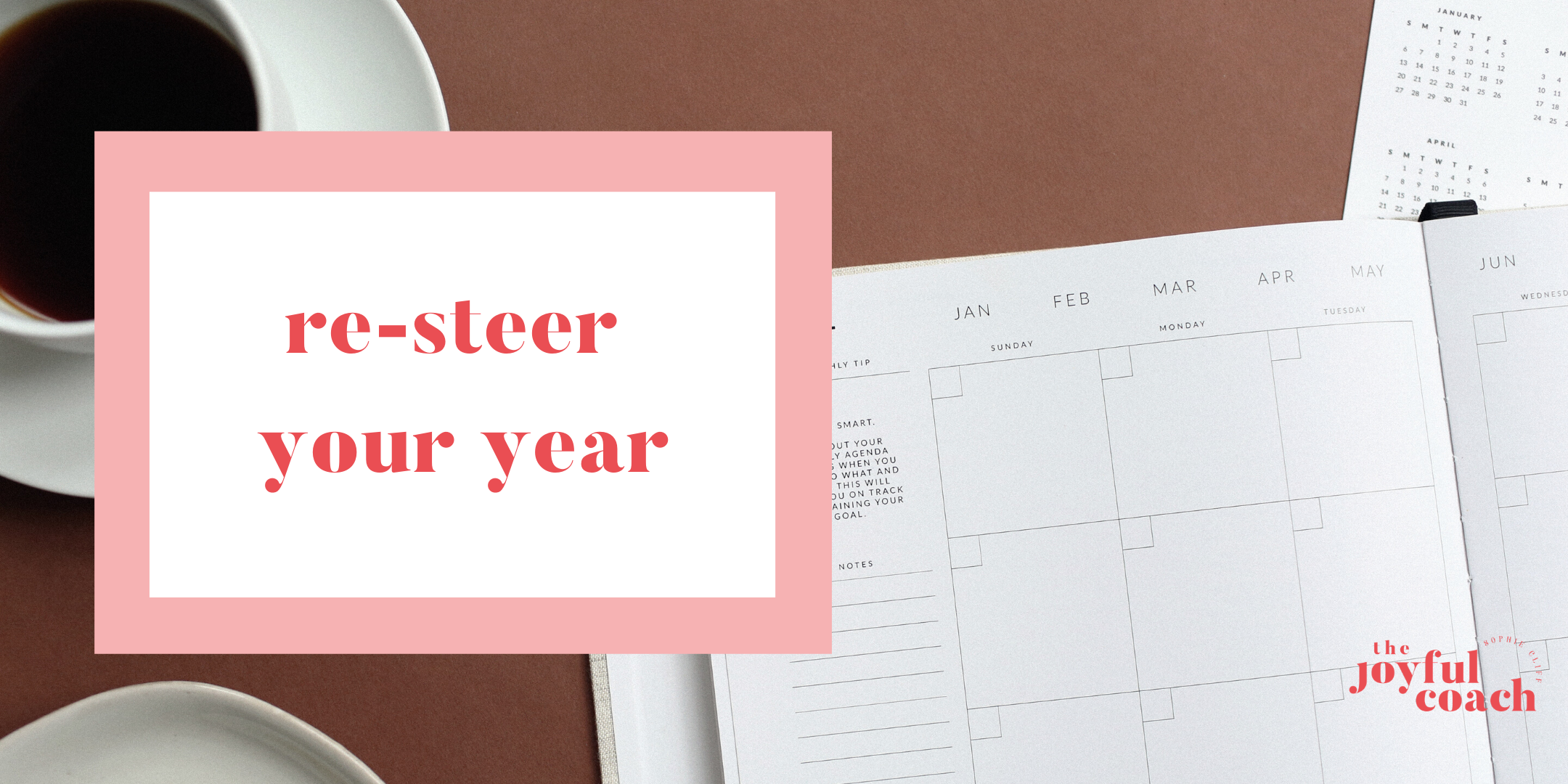 Re-Steer Your Year