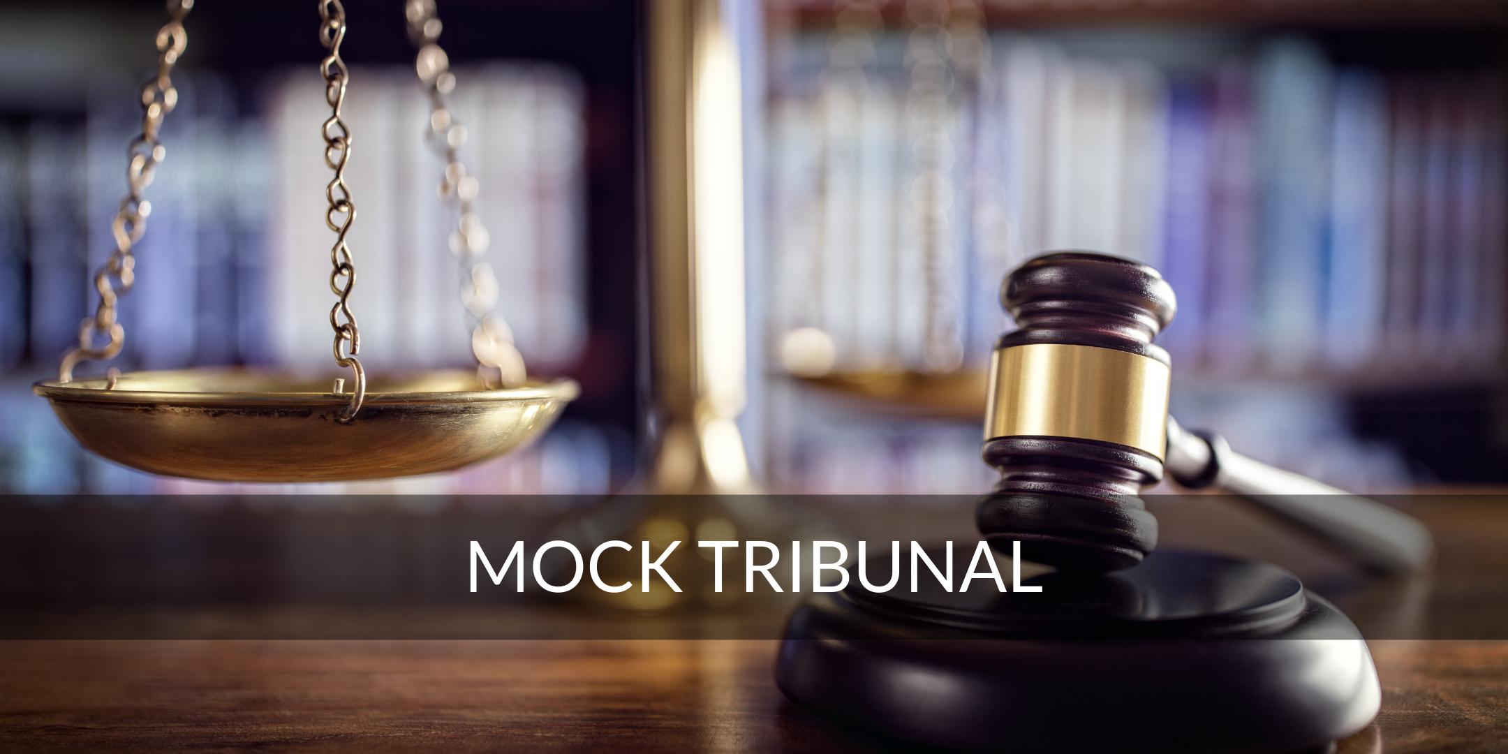 Mock Tribunal - Bournemouth