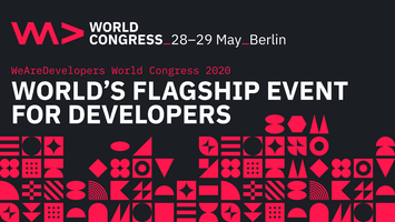 WeAreDevelopers World Congress 2020