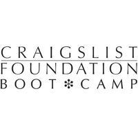 Craigslist Foundation Boot Camp 2010