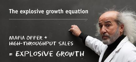 The Explosive Growth Equation