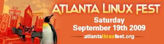 Atlanta Linux Fest 2009