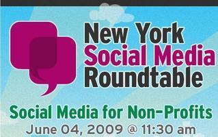 New York Social Media Roundtable: Social Media for...