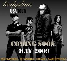 BODYSLAM CONCERT IN L.A.