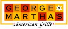 GEORGE & MARTHA'S logo