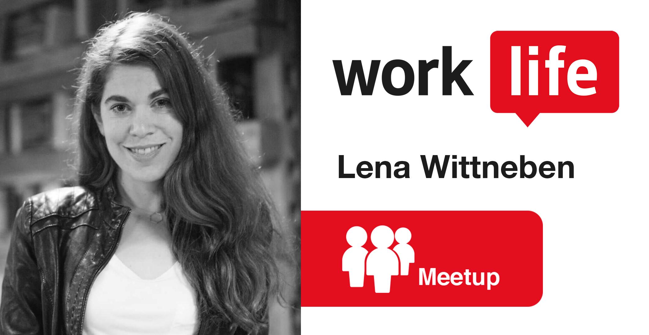 Meetup April 2020 mit Lena Wittneben