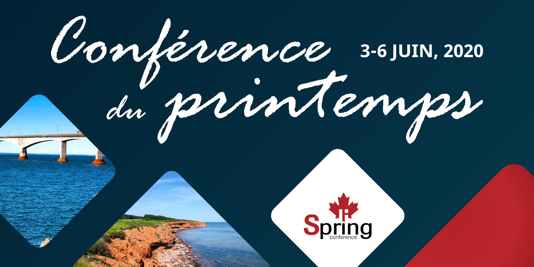 Conférence du printemps et AGA de Fenestration Canada