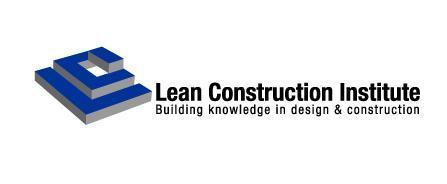 Lean Design Forum - Lean Construction Institute &...